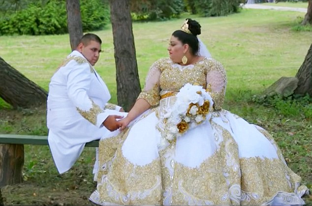 Slovakian gypsy wedding