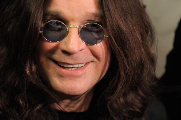 SHERMAN OAKS, CA - APRIL 30: Singer Ozzy Osbourne attends the press conference announcing OZZFest 2010 at the Sixx Sense Studio on April 30, 2010 in Sherman Oaks, California. (Photo by Charley Gallay/Getty Images)