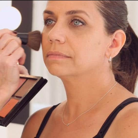 Eye makeup for women over 40