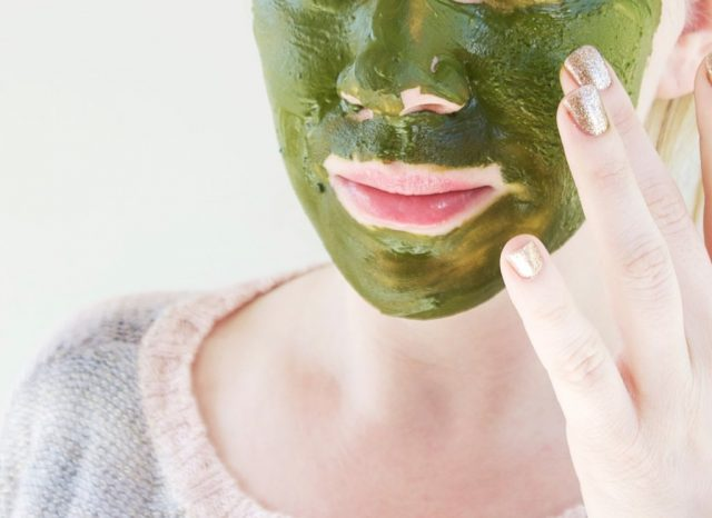 Matcha-Face-Mask