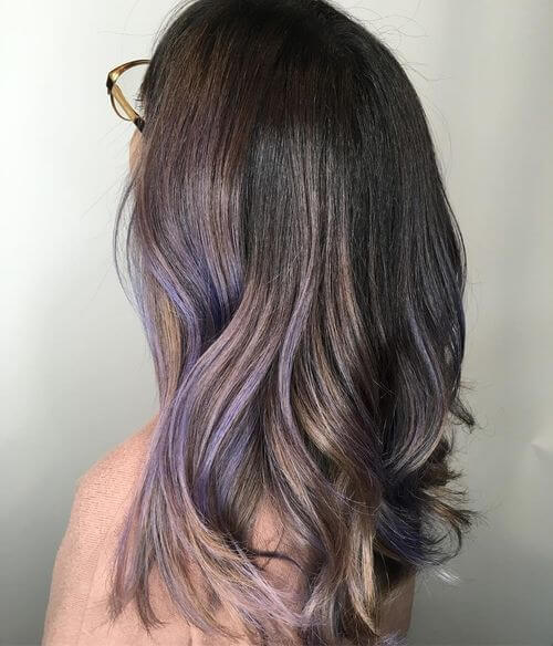 dark-brown-ombre