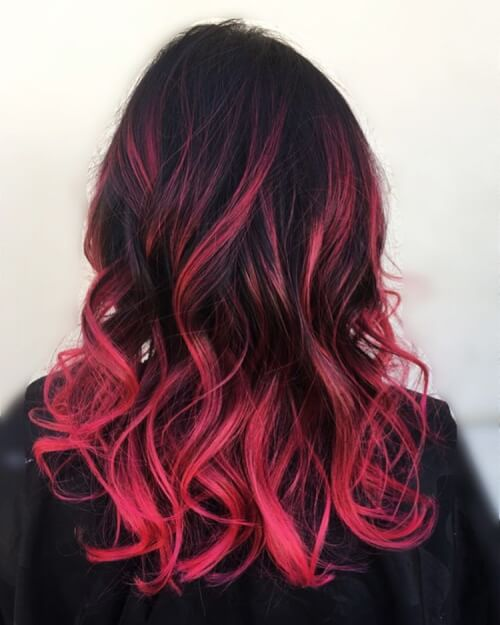 intense-pink-ombre-hair-color (1)