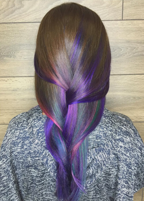 peacock-tail-ombre-hair