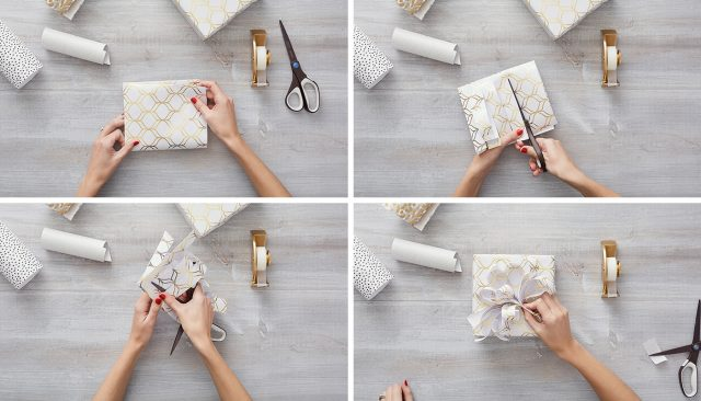 W_Dec_Holiday-Wrapping-Hacks_Ribbon-Bow-Steps_Article_1400x800