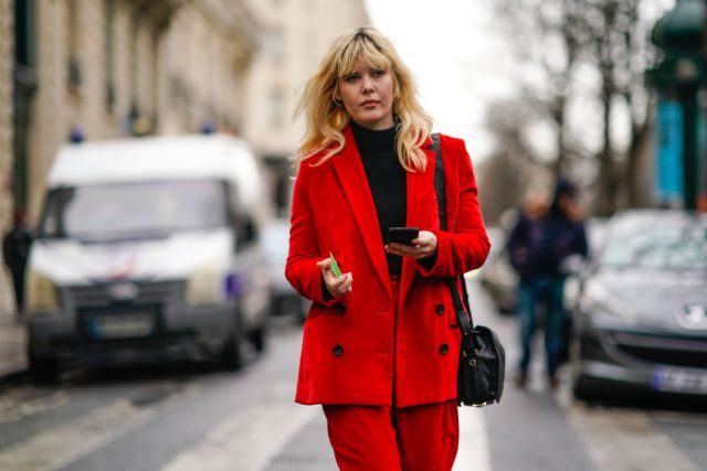 Street Style -Paris Fashion Week -Haute Couture Spring/Summer 2018 : Day Four