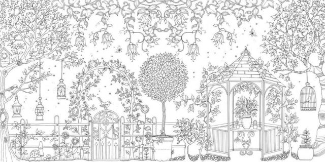 printable-secret-gardens-coloring-pages-for-free-to-download-also-print-with-tree-lantern-and-fence-of-house-1024x512