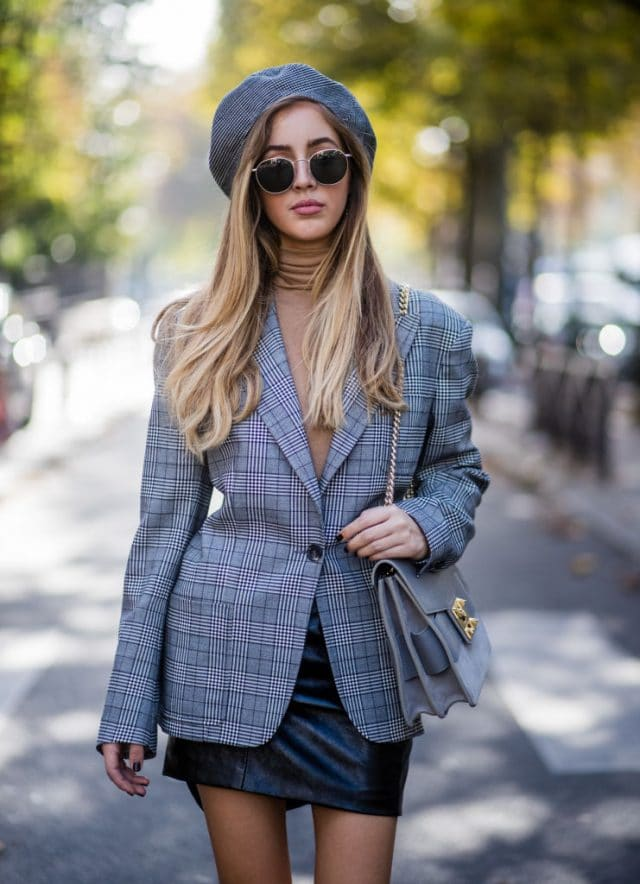 Street Style - Paris - October  2017