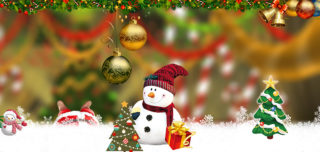 hd banner christmas background_68698