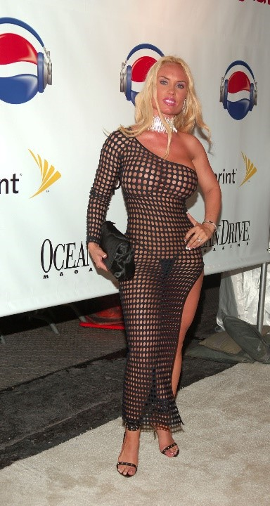 Nicole Coco Austin At Music Awards In Newark Justswallows 1